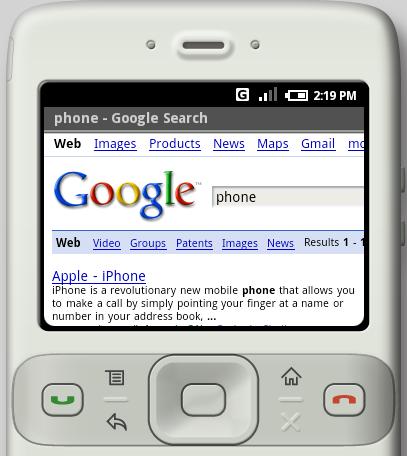 Il Gphone non è un telefono