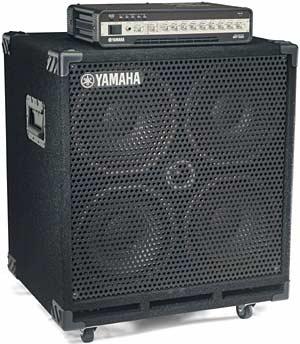 La cassa 4x10 che yamaha ha progettato per il suo amplificatore